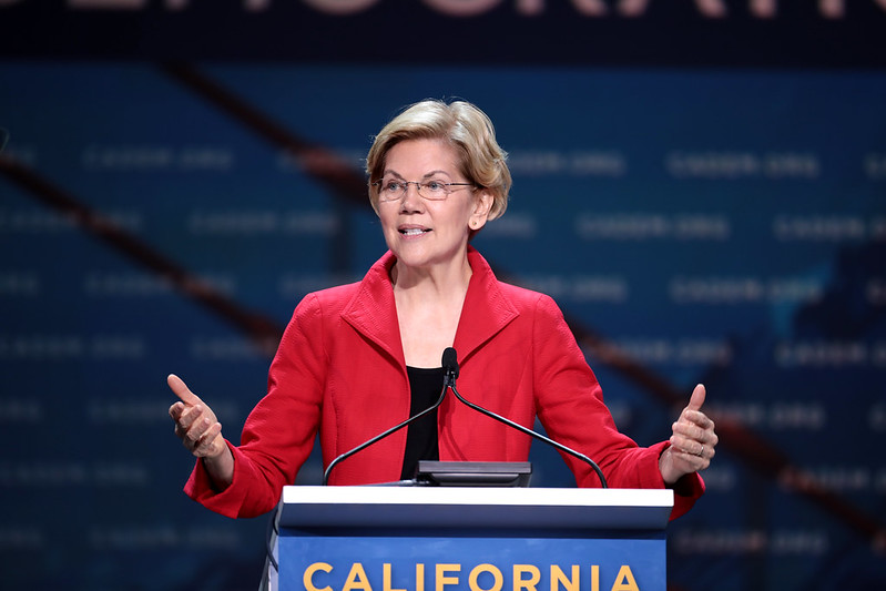 Senator+Elizabeth+Warren+was+one+of+the+standout+candidates+overall+at+the+Third+Democratic+debate.