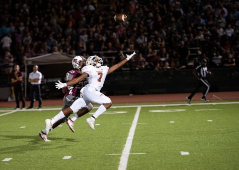 Varsity Football Suffers 67-21 Thumping to Round Rock
