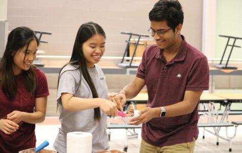 Debate Kicks Off the Year with an Ice Cream Social
