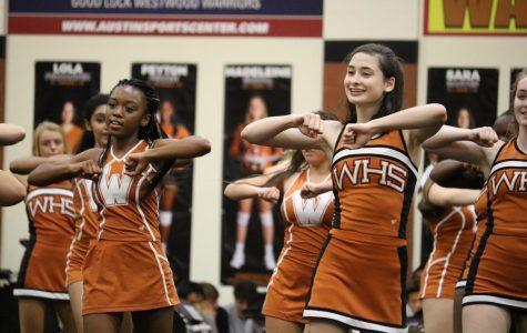 Cheerleaders Treated Unfairly