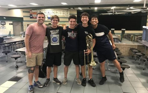 Band Makes Region High at All Region Jazz Auditions