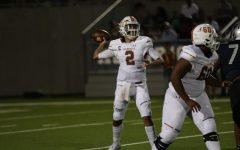 Varsity Football Shoots Down Hawks in 28-27 Nail-Biter