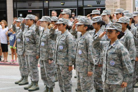 JROTC Holds 9/11 Remembrance Ceremony