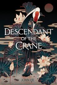 Descendant of the Crane is written by Chinese-American author Joan He, who lives in Philadelphia. Photo Courtesy of Joan He.