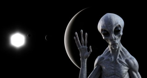 If you were an alien, what planet would you be from?
