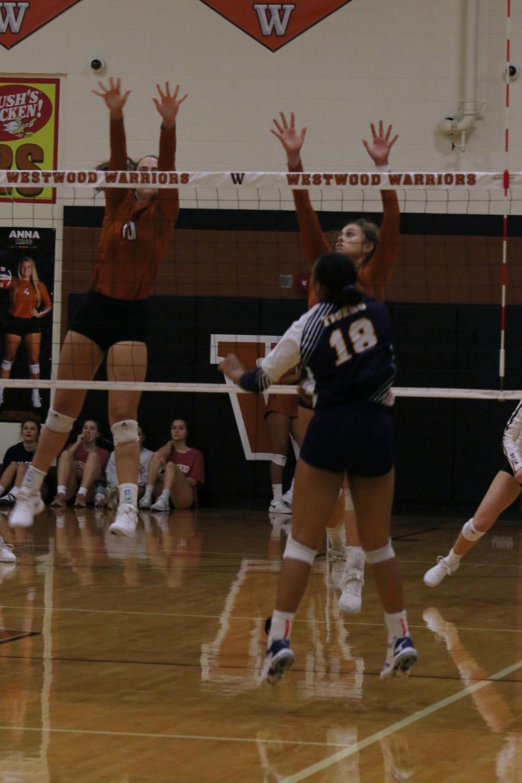 Varsity+Volleyball+Crushes+Stony+Point+Tigers+3-0