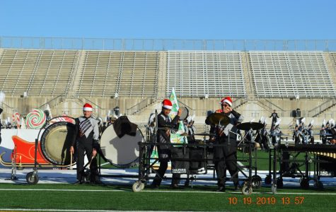 Band Succeeds at UIL Competition