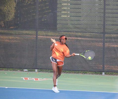 Kiana Graham '20 Named Girls Tennis Athlete of the Decade by the Austin American-Statesman