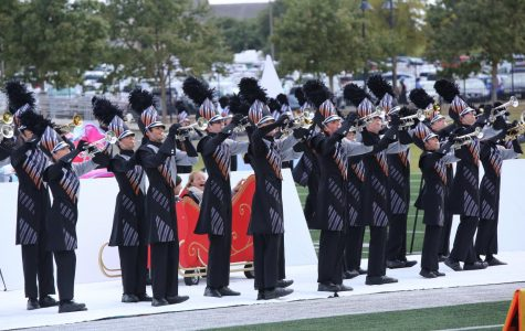 Band Makes History at Bands of America Austin
