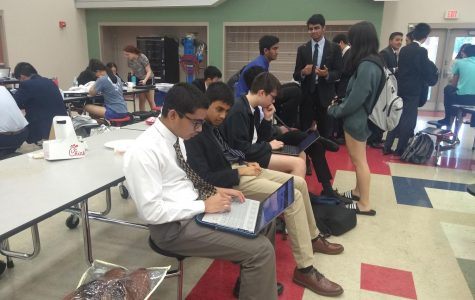 Debaters Achieve Success at Vista Ridge Tournament