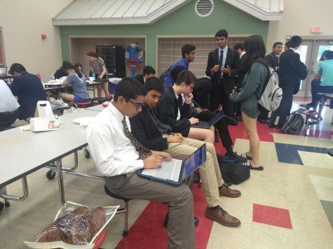 Debaters Achieve Success at Vista Ridge Tournament