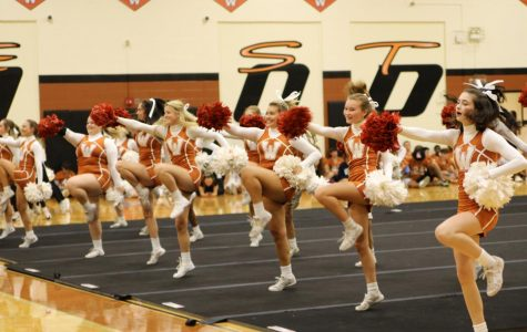 Students Showcase Talents at Homecoming Pep Rally