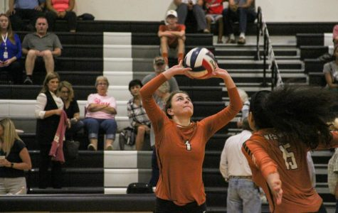 GALLERY: JV Orange Volleyball Beats Hendrickson 2-0