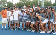 Varsity Tennis Secures Effortless 11-0 Victory in District Semi-Final