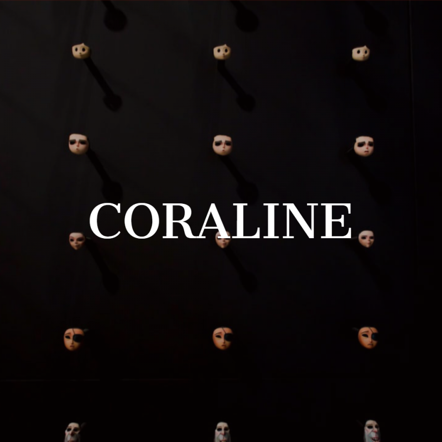 The animated movie, 'Coraline', revolves around the unhappiness Coraline faces in her world. Quirky, chilling, and intriguing only begin to describe this classic Halloween film. Graphic by Dia Jain.