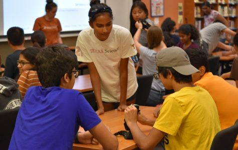 Students Participate in 'Stop the Bleed' Event