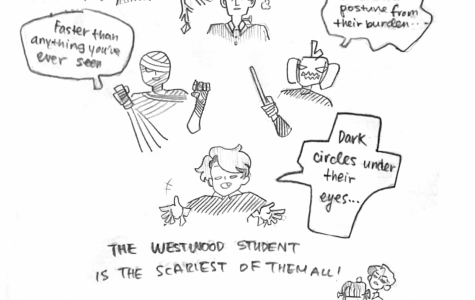 Comic: The Monsters of Westwood