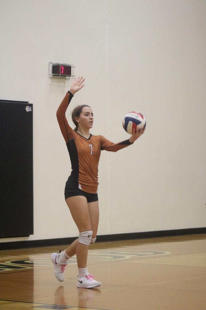 Freshman+Volleyball+Falls+to+Round+Rock+2-0