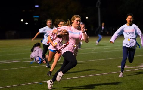 NHS Hosts Powderpuff Game to Raise Money for the Thirst Project