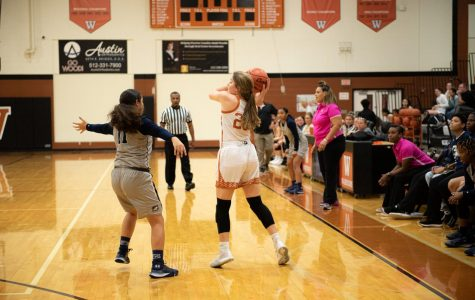 Varsity Girls' Basketball Overcomes Shoemaker 60-50