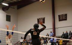 Varsity Volleyball Falls to Klein 3-1 in Third Round of Playoffs