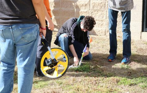 General Physics Students Launch Into Projectile Motion Unit with Paper Rockets