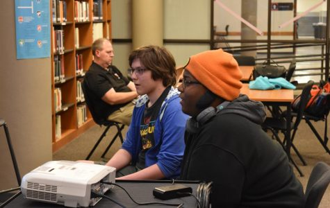 Students Compete in the Annual Smash Tournament