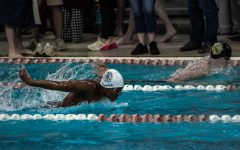 Swimming Gets 2nd at AISD Invitational Meet