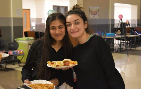 Ambassadors Celebrate Semester at Camping Themed Annual Winter Social