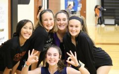 Students Participate in Dodgeball Tournament
