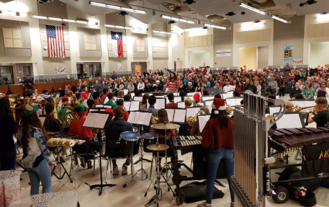 Band Showcases Talent at Winter Concert