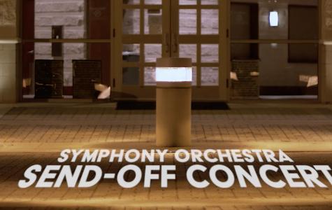 Symphony Orchestra Send-Off Concert