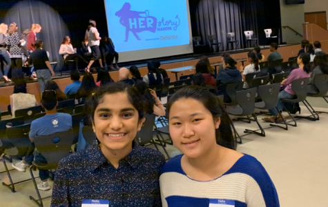 'Making HERStory': Academy Ambassador Organized Event Inspires Young Girls in STEM