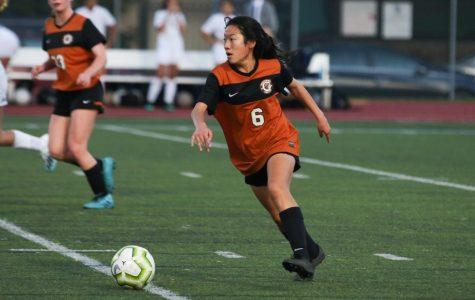 JV Girls Soccer Conquers Hendrickson Hawks 1-0
