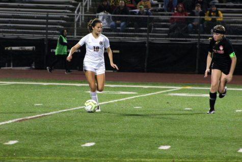 Varsity Girls' Soccer Overwhelms Vista Ridge Rangers 4-0