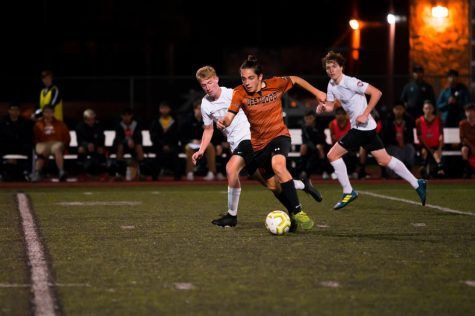 Varsity Boys' Soccer Blitzes Vista Ridge in 3-0 Win