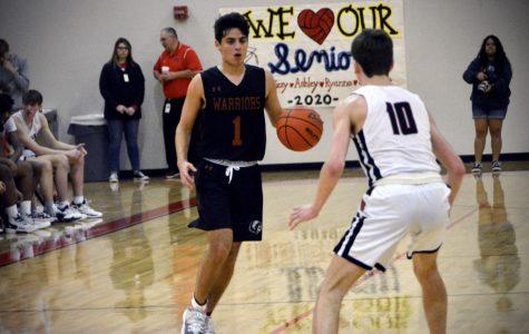 JV Boys Basketball VS. Round Rock