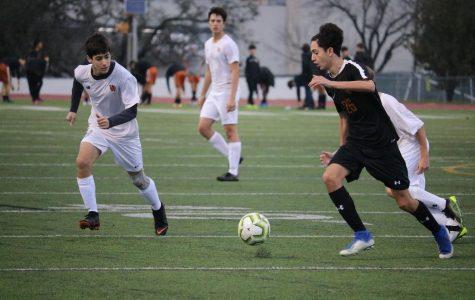 JV White Boys' Soccer Ties with Vista Ridge Rangers 1-1