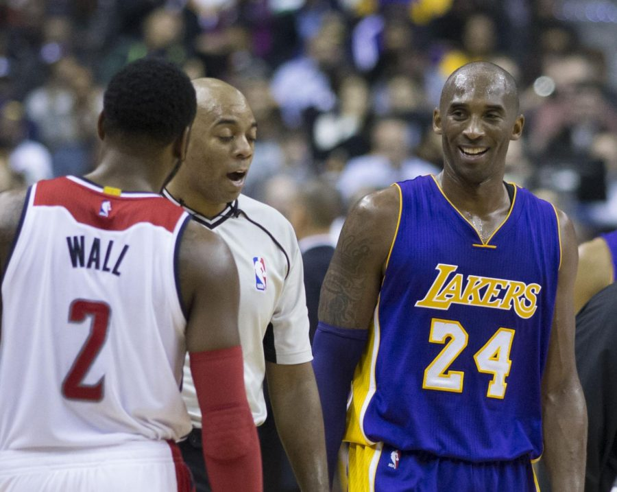 Kobe+Bryant+was+widely+regarded+as+one+of+the+best+NBA+players+of+all+time.+