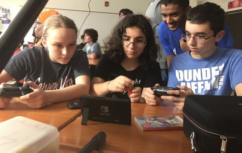 The Smash Club Competes for Virtual Virtue