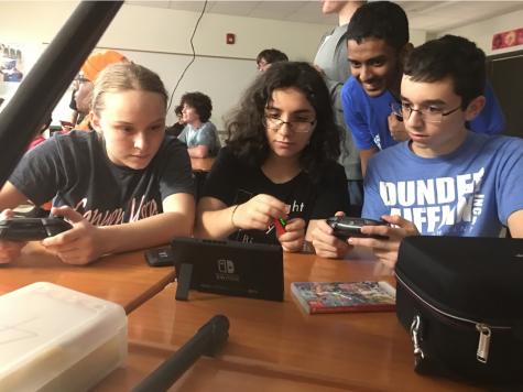 The Smash Club Competes for Virtual Virtue