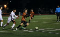 Varsity Boys' Soccer Tramples McNeil in 4-0 Rout