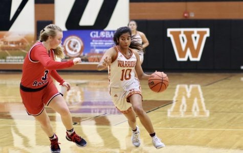 GALLERY: Varsity Girls' Basketball Falls to Vista Ridge 59-46