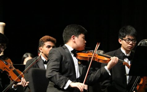 Students Showcase their Talents at Pre-UIL Concert
