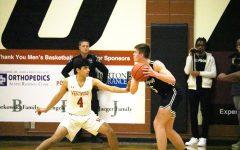 Varsity Boys' Basketball Falls in Much-Hyped Clash vs. Vandegrift 33-29