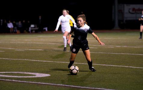 GALLERY: Varsity Girls' Soccer Edged 3-2 by Vandegrift