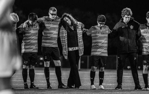 On Emotional Night, Varsity Boys' Soccer Beats Leander 5-0