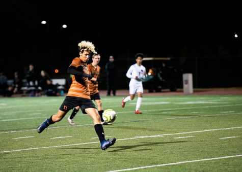 Varsity Boys' Soccer Earns 4-1 Victory in Clash With Cedar Ridge