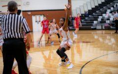 Varsity Girls' Basketball Declaws Leander Lions 66-32 In Final Game of Season
