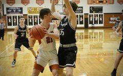 JV Boys' Basketball Downs Vandegrift 55-43